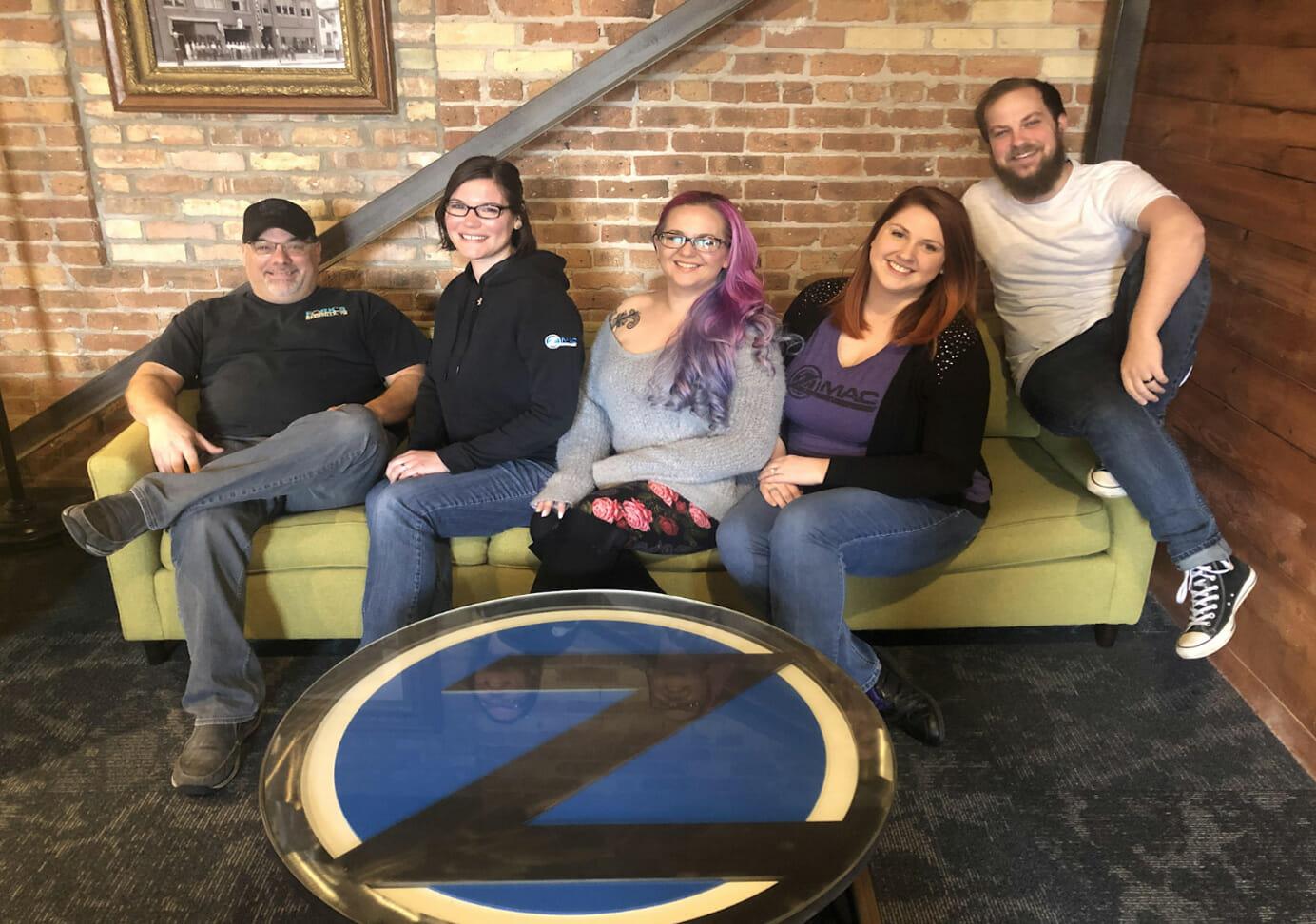 ZMac Pod Squad Account Specialists Racine WI